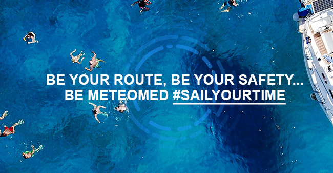 Be Your Route, Be Your Safety... Be Meteomed